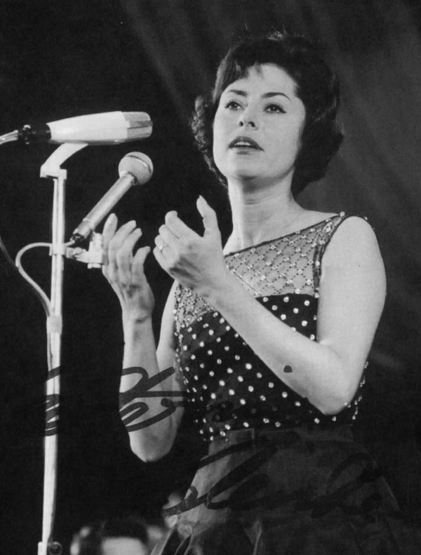 Caterina Valente - Istanbul - Just You Just Me
