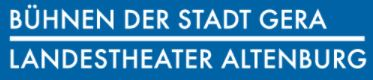 Logo: Theater Altenburg - Theater Gera
