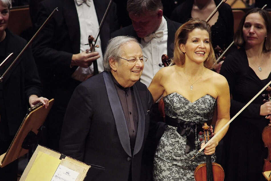 Andre Previn Anne Sophie Mutter