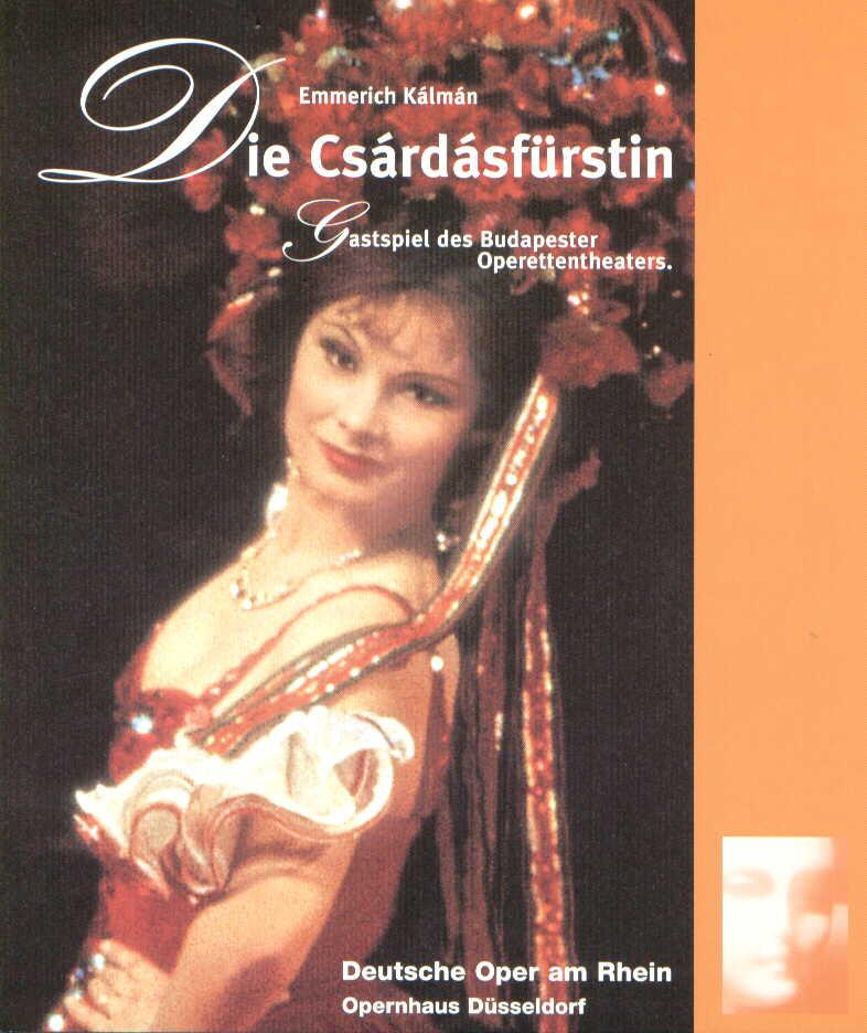 Die Csardasfürstin